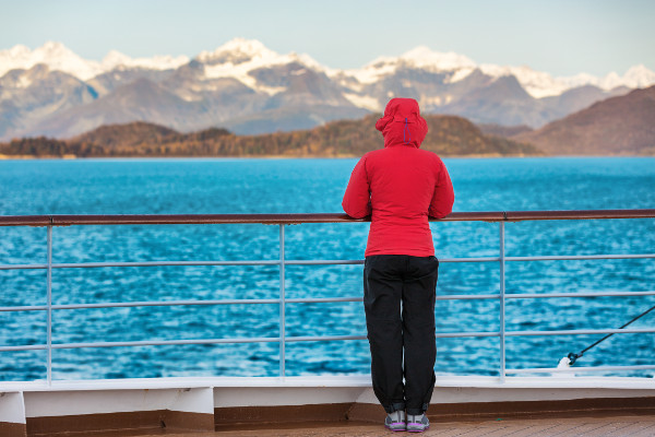 Arctic cruise packing list