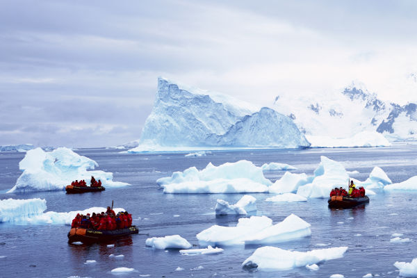 Arctic travel insurance