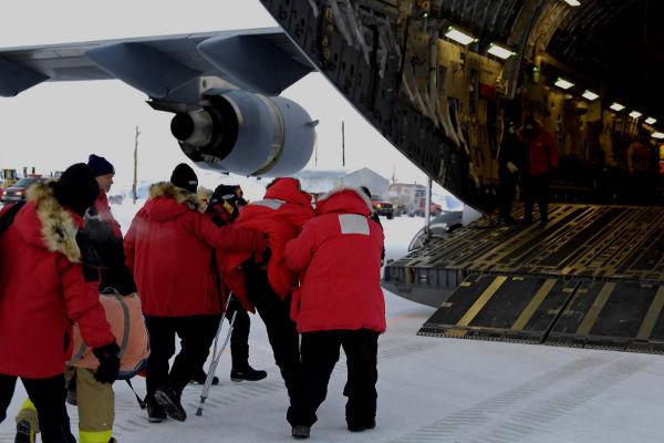 Arctic travel insurance