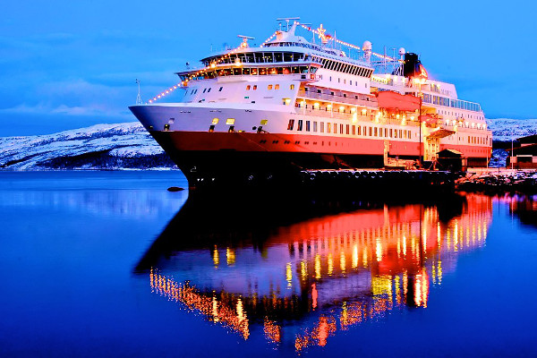 Northern Lights cruise norway