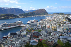 Norway cruise highlights - Alesund