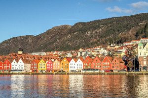 Norway cruise highlights - bergen