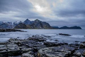 Norway cruise highlights - lofoten