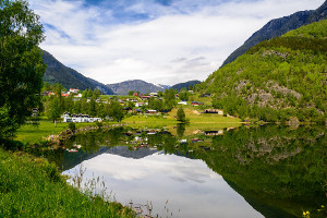 Norway cruise highlights - skjolden