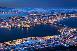 Norway cruise highlights - tromso