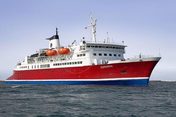 Polar Expedition Ships - expedition