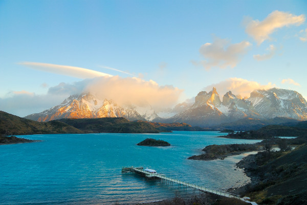 South America cruise cost