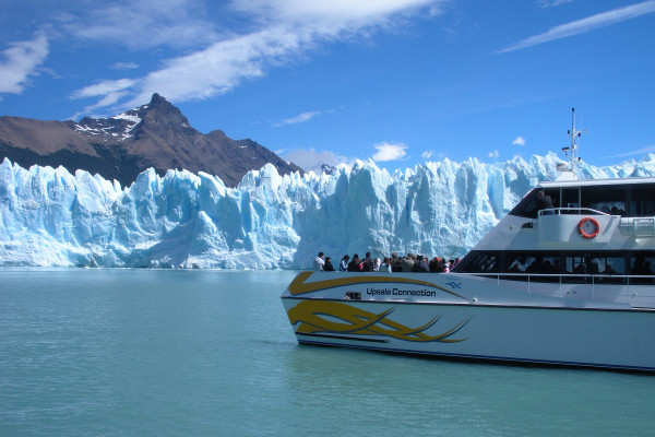 South America cruise itineraries - patagonia