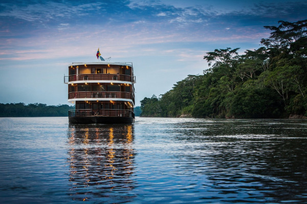 South America cruise itinerary - Amazon
