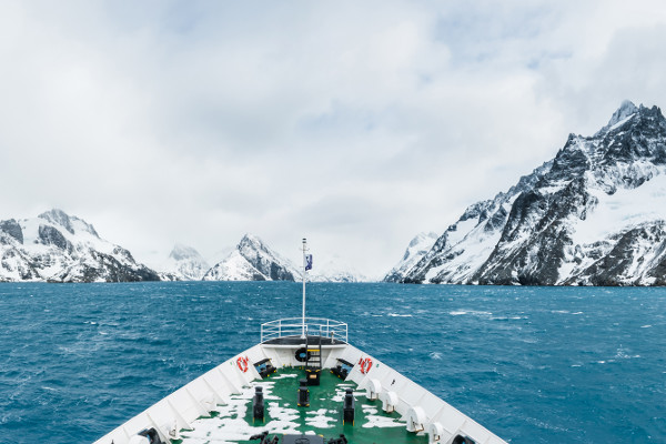 choosing the right Arctic cruise