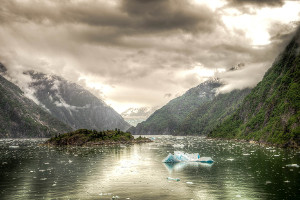 Alaska Inside Passage cruise highlights - tracy arm