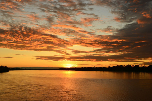 Amazon cruise itineraries - ecuador