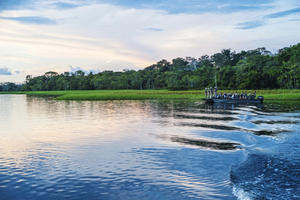 Amazon cruise itineraries - peru