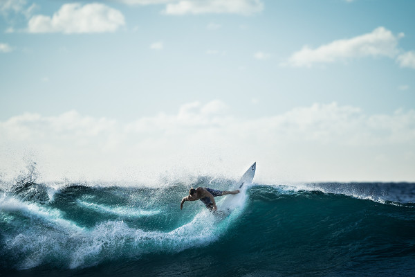 Easter Island cruise activites - surfing