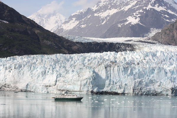 Glacier Bay cruise itineraries - Inside Passage only