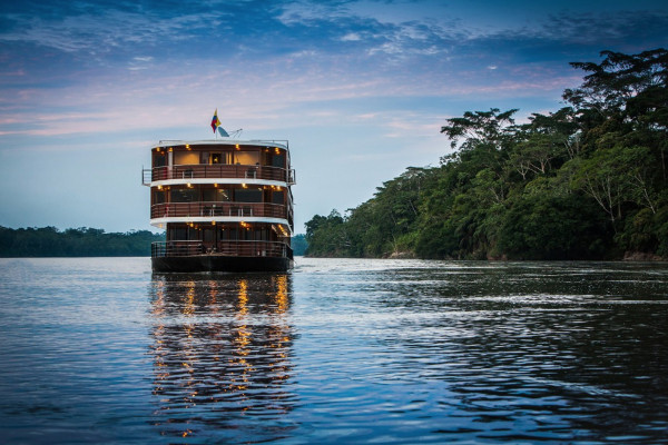 best time to cruise the Amazon