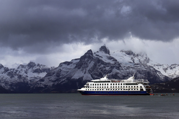 types of Patagonia cruise ships