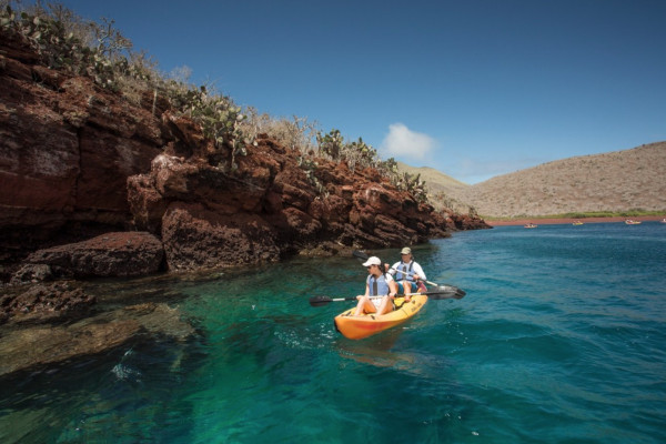 best Galapagos cruise for couples