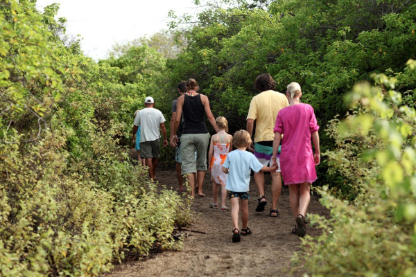 best Galapagos cruise for families