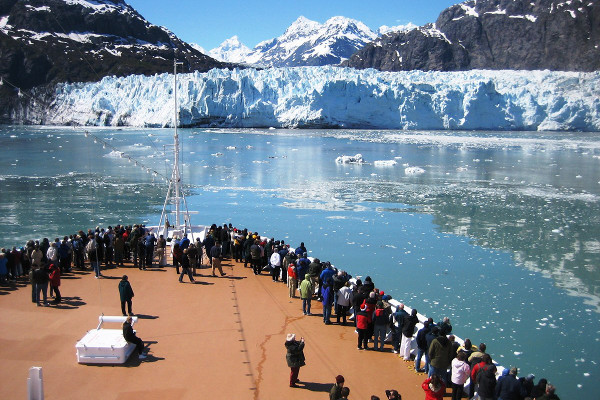 best alaska cruise for first timers