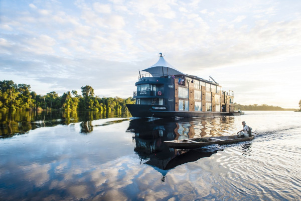 how much does an Amazon River cruise cost