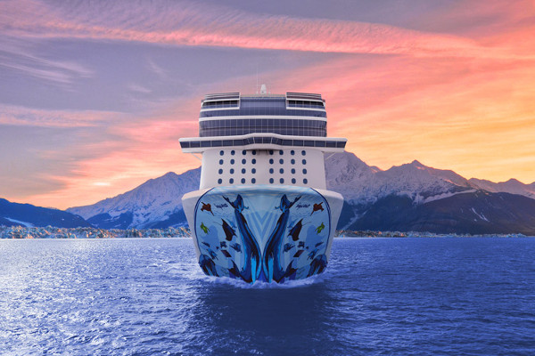 Alaska cruise lines