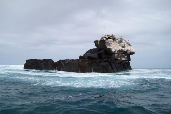 Galapagos cruise seasickness