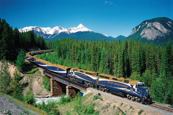 Alaska Cruise With Train - Mountaineer