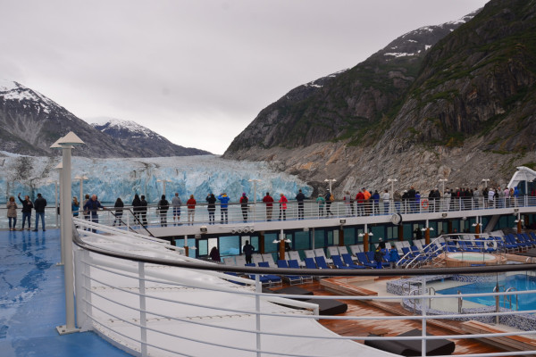 Alaska cruise from Seattle 1