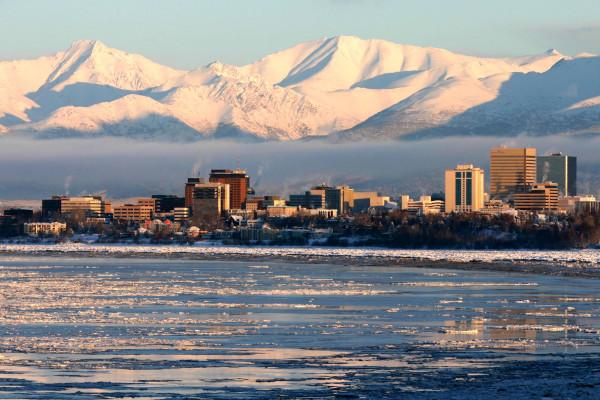Alaska cruise ports - Anchorage
