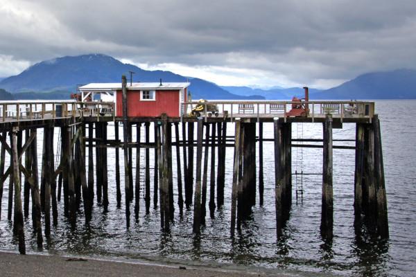 Alaska cruise ports - Icy Straight Point