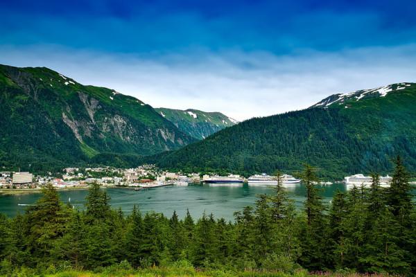 Alaska cruise ports - Juneau