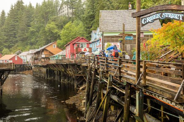Alaska cruise ports - Ketchikan