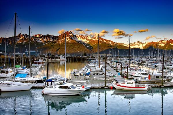 Alaska cruise ports - Seward