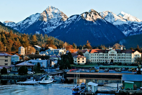 Alaska cruise ports - Sitka