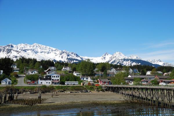 Alaska cruise ports - haines