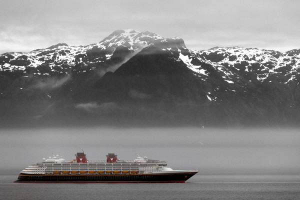 Alaska cruise ships 1