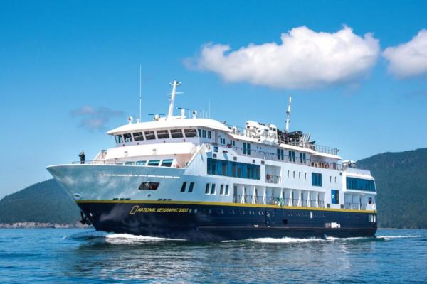 Alaska cruise ships 2