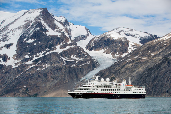 ships that sail the Northwest Passage