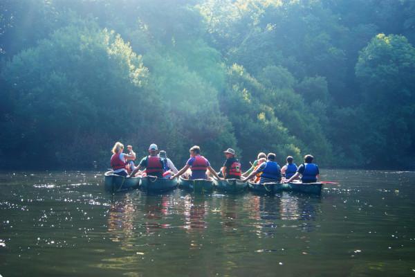 Amazon River kayaking