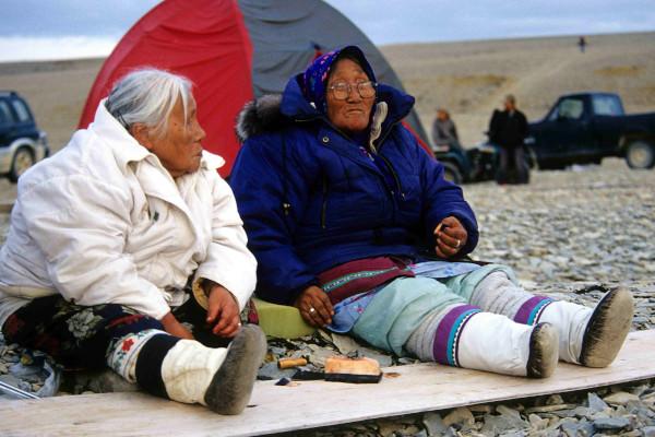 Inuit People - modern culture