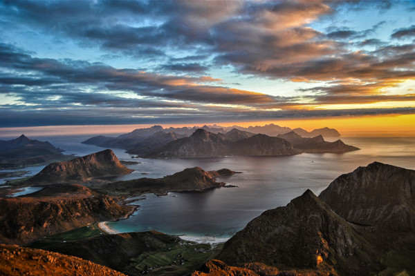 Lofoten Islands photography
