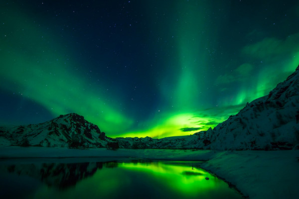 Top 10 places to see the Northern Lights - norway