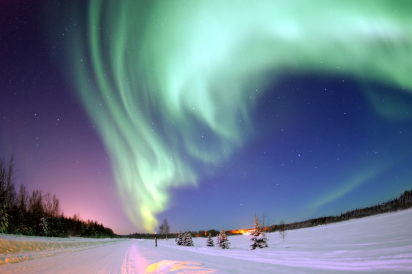 Top 10 places to see the Northern Lights - sweeden