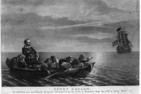 Who discovered the Northwest Passage - henry hudson