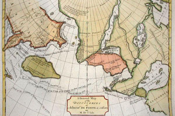 Who discovered the Northwest Passage