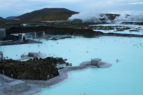 thermal pool reykjavic