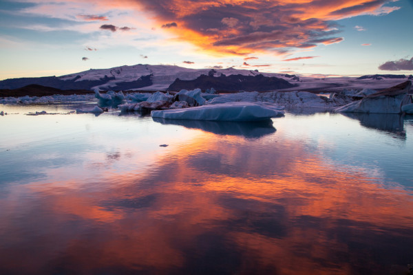top 7 things to see in Iceland - Jökulsárlón